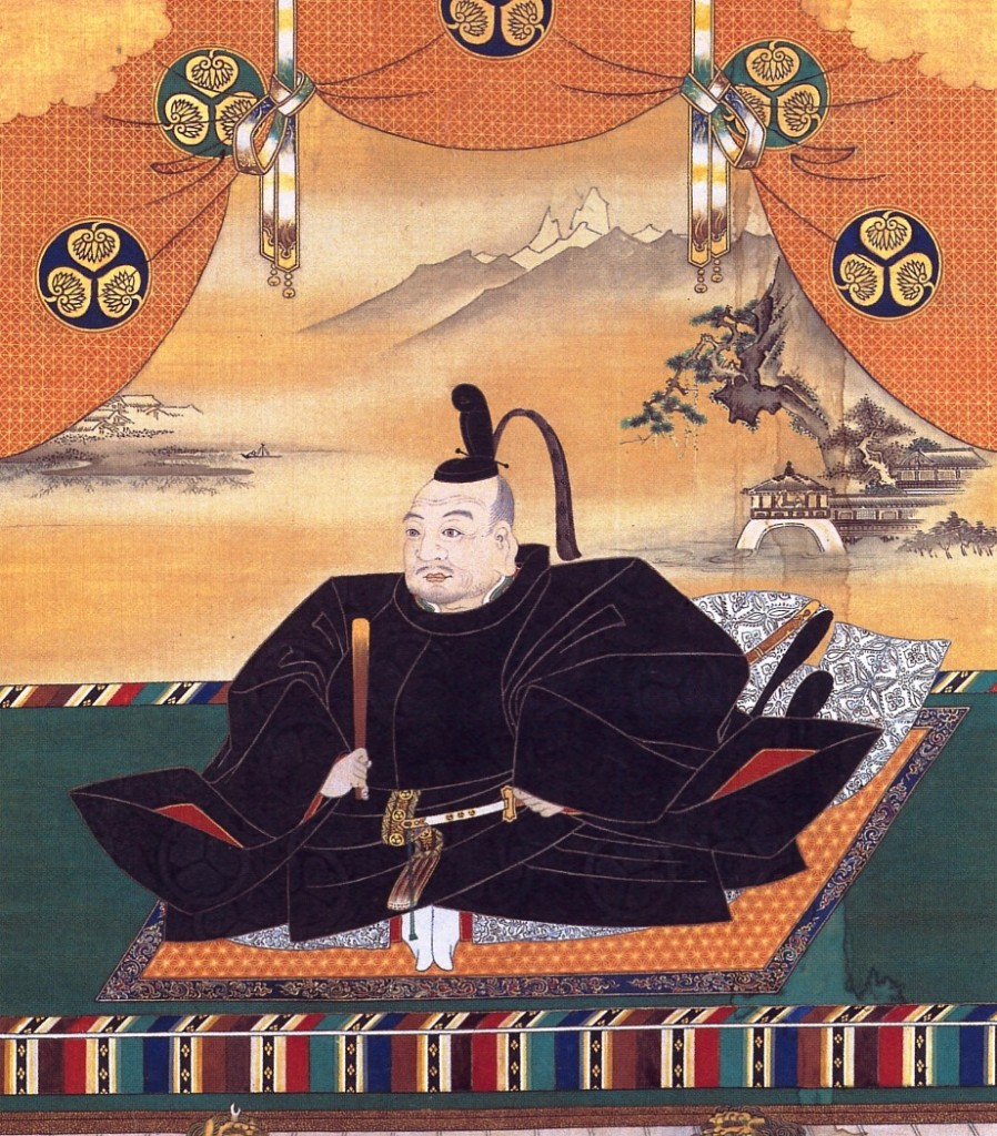 Shogun Tokugawa Ieyasu: The Unifier of Japan and First Patron of Yagyu Shinkage Ryu
